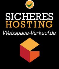 Sicheres Hosting von Webspace-Verkauf.de