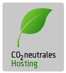 Webspace-Verkauf.de Co2 neutrales Hosting